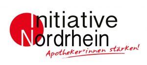 Initiative Nordrhein - Logo mit Unterzeile