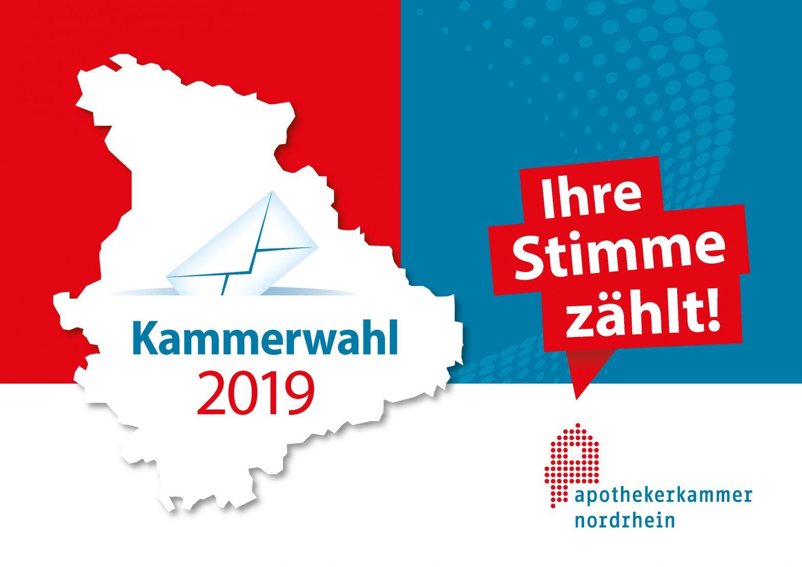 AK NR Kammerwahl 2019 - Ihre Stimme zählt