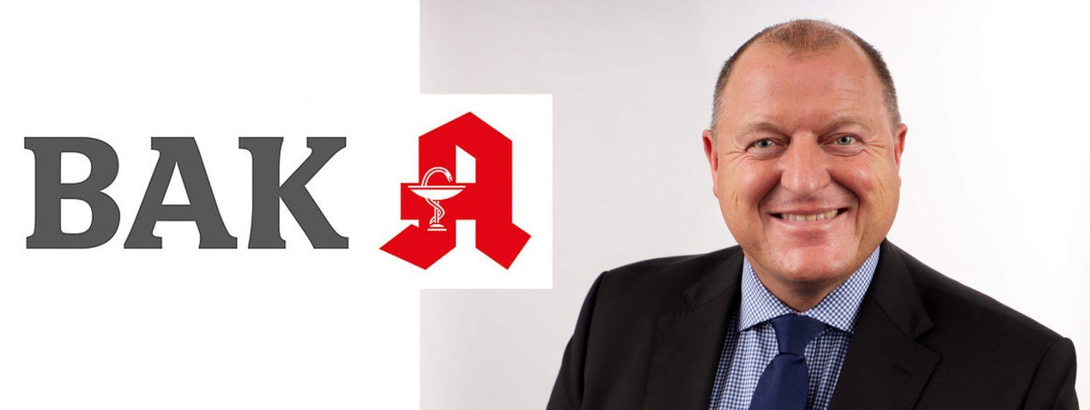 Dr. Armin Hoffmann - Beisitzer im BAK-Vorstand